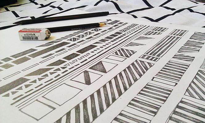 NURMI   Digiprint Pattern Sample Sale   Foto: Antti Ahtiluoto   GROSSARTIG