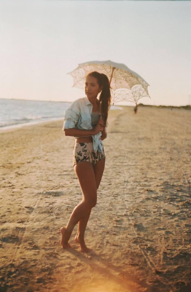 QooQoo | Swimsuits | Summer 2014 | Alyona Bauska | Foto: Annija Muižule | GROSSARTIG