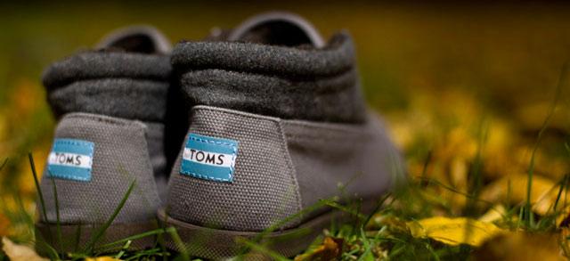 TOMS | Lookbook 2012 | Foto: TOMS | GROSSARTIG
