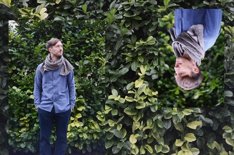 Kalinka.Kalinka Outfit | Alf.Trägt | Green Menswear | slowmo x A Kind of Guise x MMX | Foto: Florian Wenningkamp | GROSSARTIG