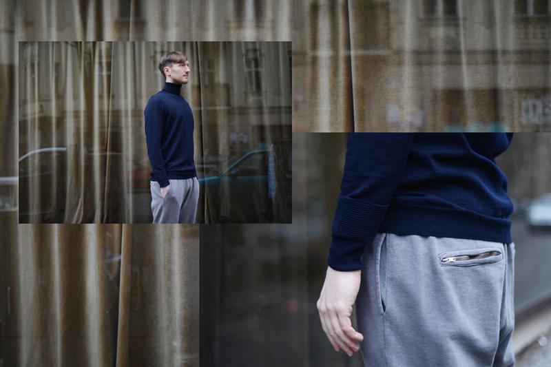 Kalinka.Kalinka | Outfit | A Kind of Guise x Wunderwerk x VEJA | Grüne Männermode | Foto: Florian Wenningkamp | GROSSARTIG