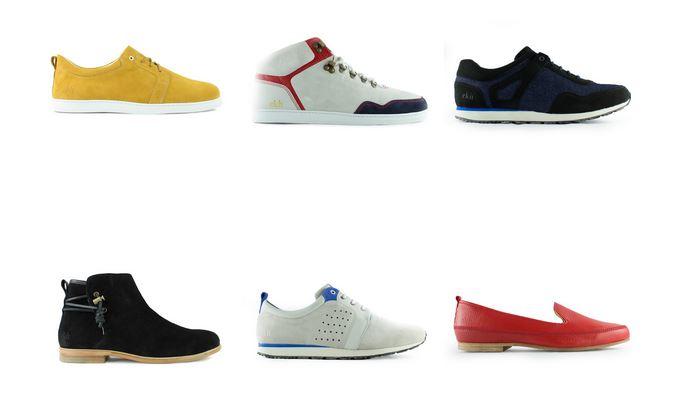 ekn footwear | Online-Shop | Vegan Sneakers | Foto: ekn footwear | GROSSARTIG