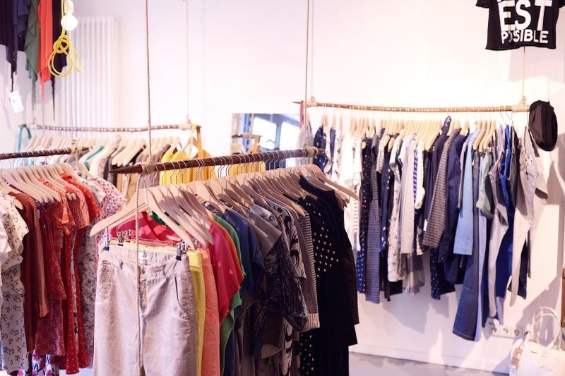 Grüne Mode Shopping Guide | DearGoods | Berlin | Foto: Florian Wenningkamp | GROSSARTIG