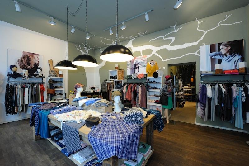 Grüne Mode Shopping Guide | Wertvoll | Berlin | Foto: Wertvoll | GROSSARTIG