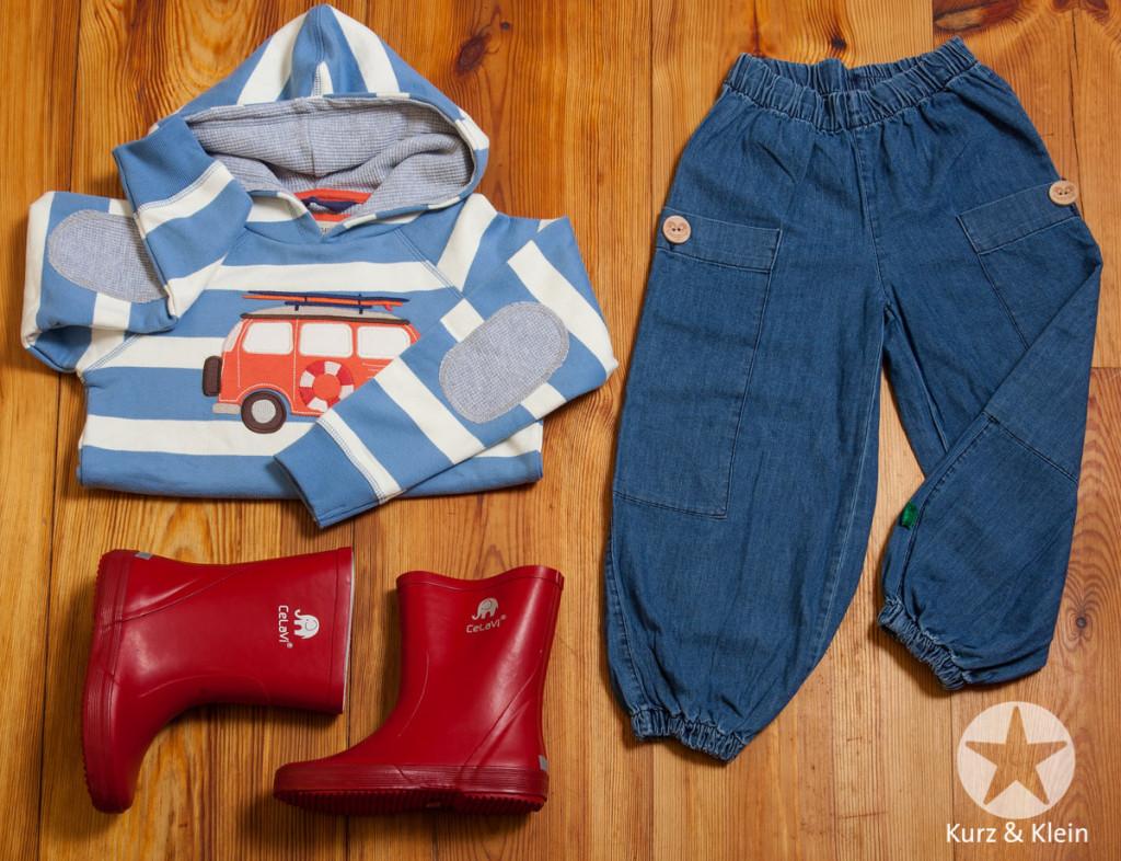Minigrün | Kinderoutfits | Kurz & Klein | Shopping Guide | Foto: Kristoffer Schwetje | GROSSARTIG