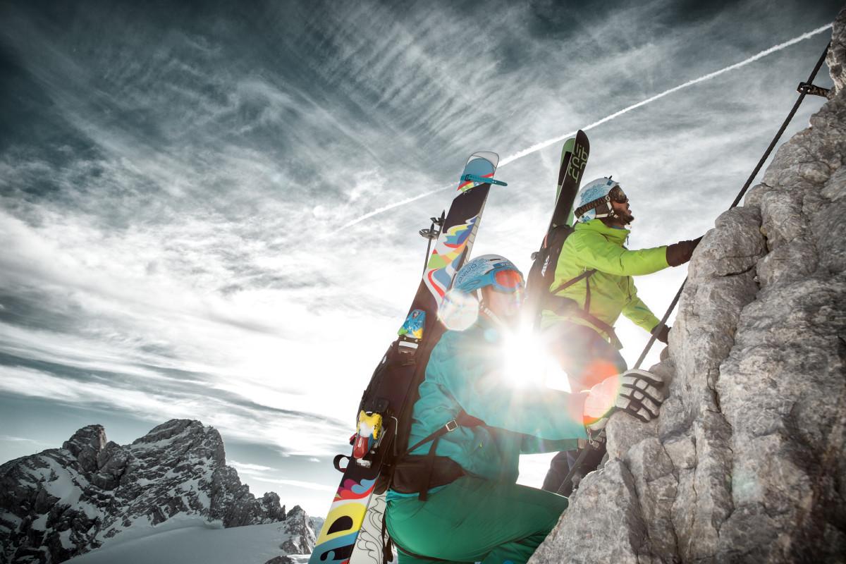 PYUA | Ecorrect Outerwear | Skiing | Boarding | Funktionskleidung | Foto: PYUA | GROSSARTIG