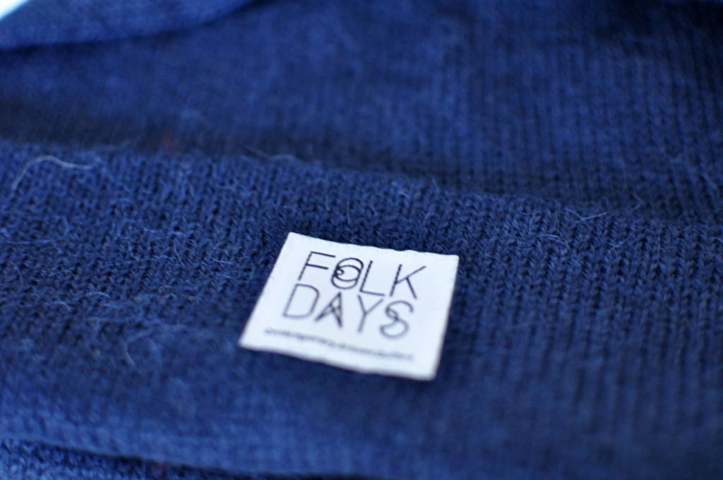 Folkdays | Accessoires | Jewelery | Interior | Beanies | Schals | Foto: Alf-Tobias Zahn | GROSSARTIG