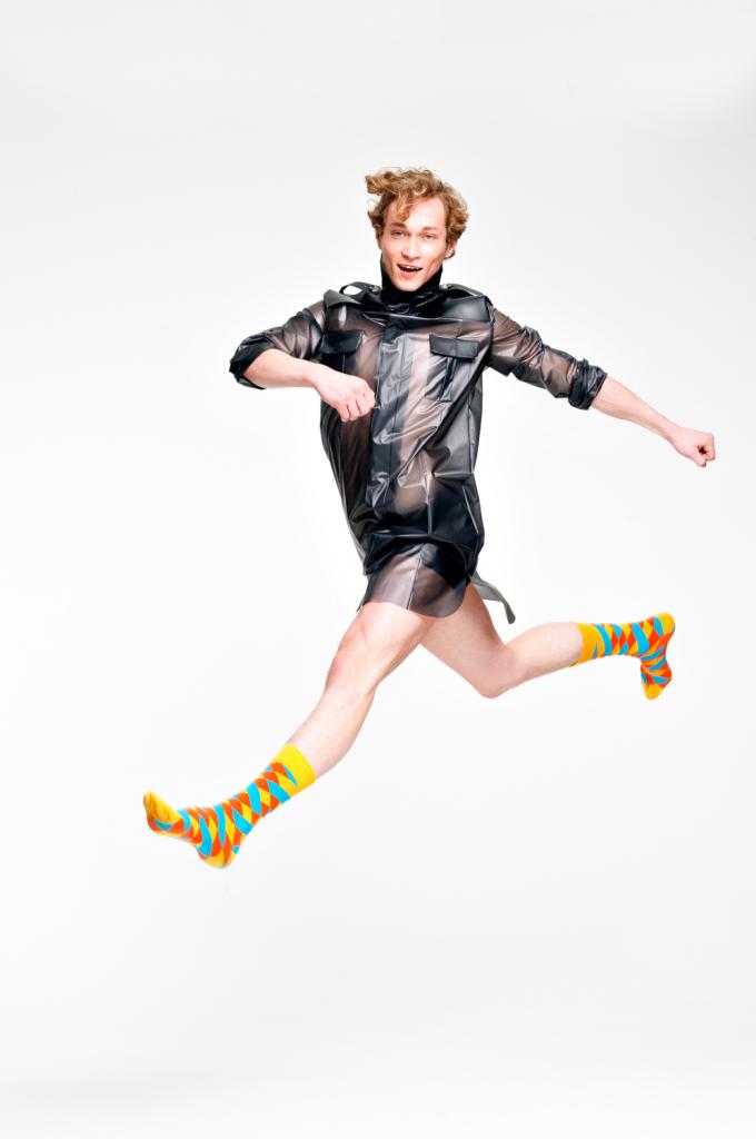MINGA BERLIN | Kampagne 2015 | Socken | Eco-Understatement | Foto: Vitali Gelwich Photography | GROSSARTIG