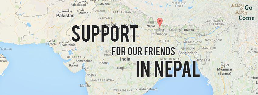 #NepalEarthquake | Soforthilfe für Nepal | Anil Sapkota | Münster | GROSSARTIG