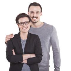 Caroline und Philipp Hatlapa | Nipparell | Baby- und Kinderbekleidung | Foto: Nipparell | GROSSARTIG