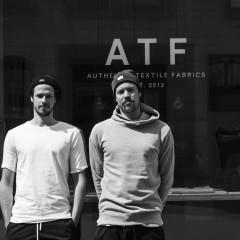 ATF | Max Crämer und Moritz Lorenz | Nürnberg | Gostenhof | Menswear | Foto: ATF | GROSSARTIG