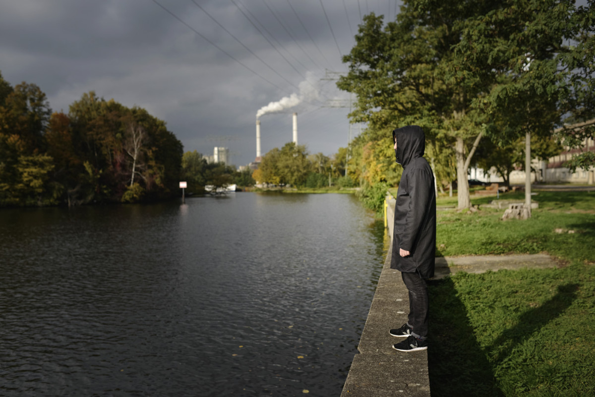 Die letzten Tage im Funkhaus Nalepastraße | Zahn und Zieger unterwegs | Eco Fashion Outfits & City Landscapes | Foto: René Zieger | GROSS∆RTIG