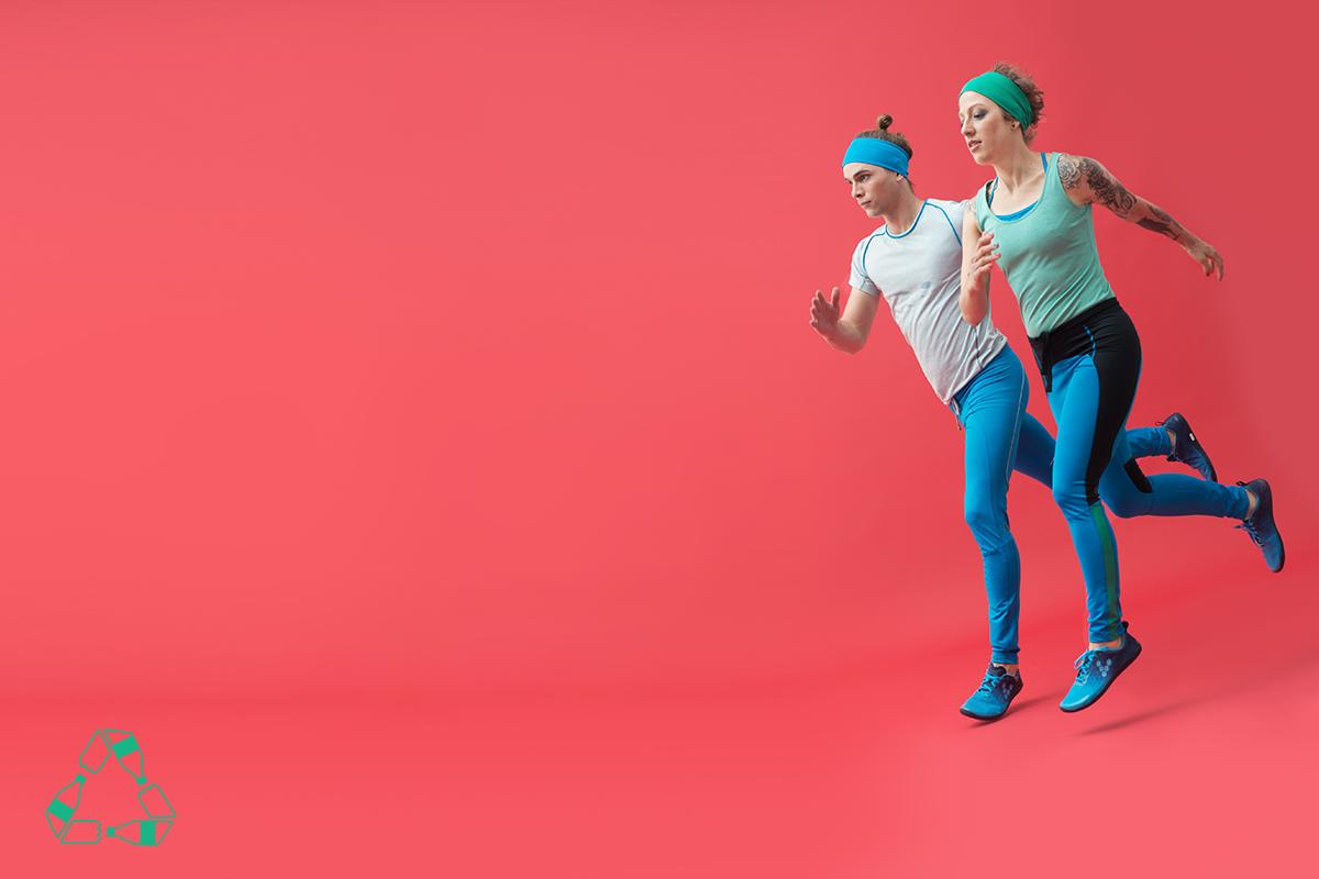 #runlikealf   Joggen / Laufen / Aktiv sein   Projekt mit nice to meet me & vivobarefoot   GROSS∆RTIG