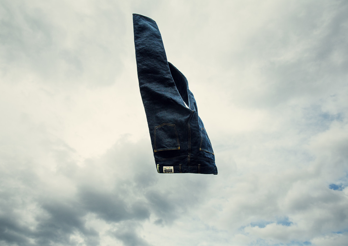 FREITAG | Slim-Waste Bast-Denim | F-ABRIC | Foto: Yves Bachmann | GROSS∆RTIG