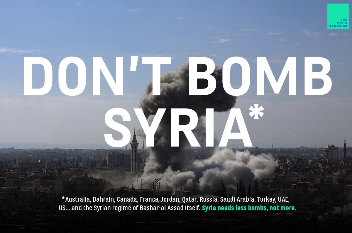 The Syria Campaign | GROSS∆RTIG