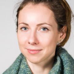 Nina Metelskaya-Neben | MÜSSIGGANG | Ethical Fashion Show Berlin | Foto: MÜSSIGGANG | GROSS∆RTIG