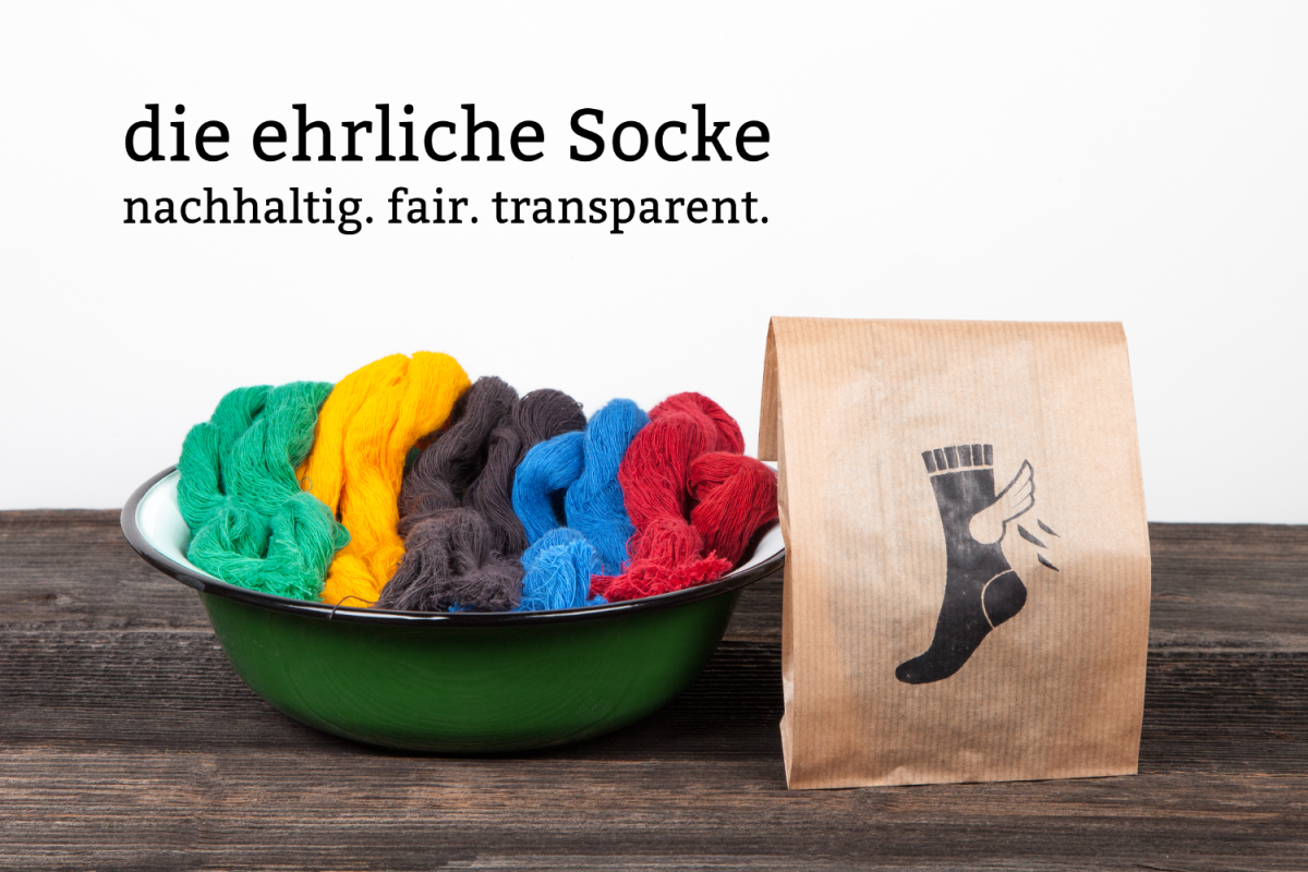 Sock Up Your Life | Crowdfunding | Startnext | Stefan Hechberger | Die ehrliche Socke | Foto: Sock Up Your Life | GROSS∆RTIG