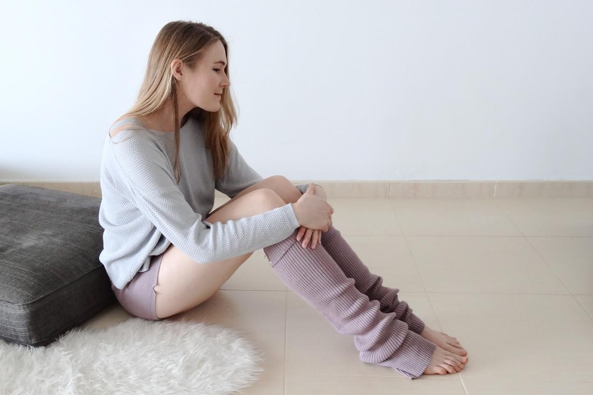 MÜSSIGGANG | Nina Metelskaya-Neben | Lounge Wear | Foto: MÜSSIGANG | GROSS∆RTIG