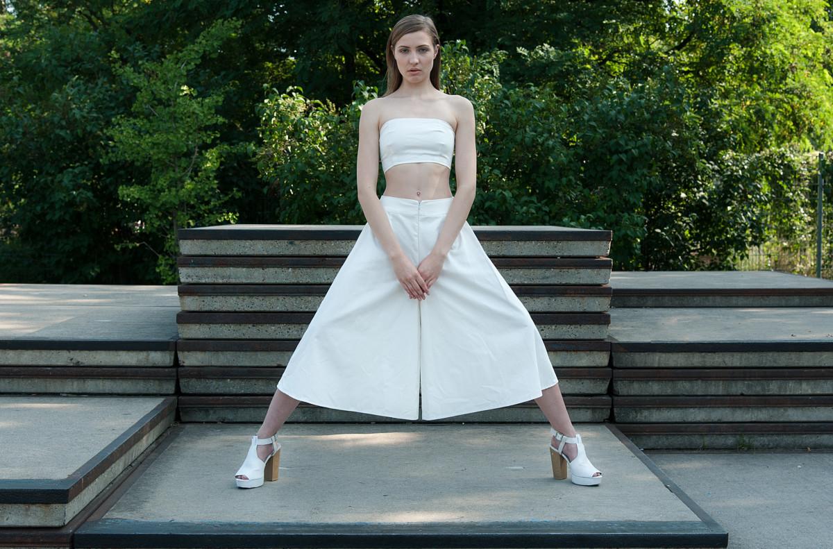 Malina Sebastian | The Inner Child | Womenswear | Ready-to-wear Kollektion | Frühjahr/Sommer 2016 | Foto: Norbert Benike | GROSS∆RTIG