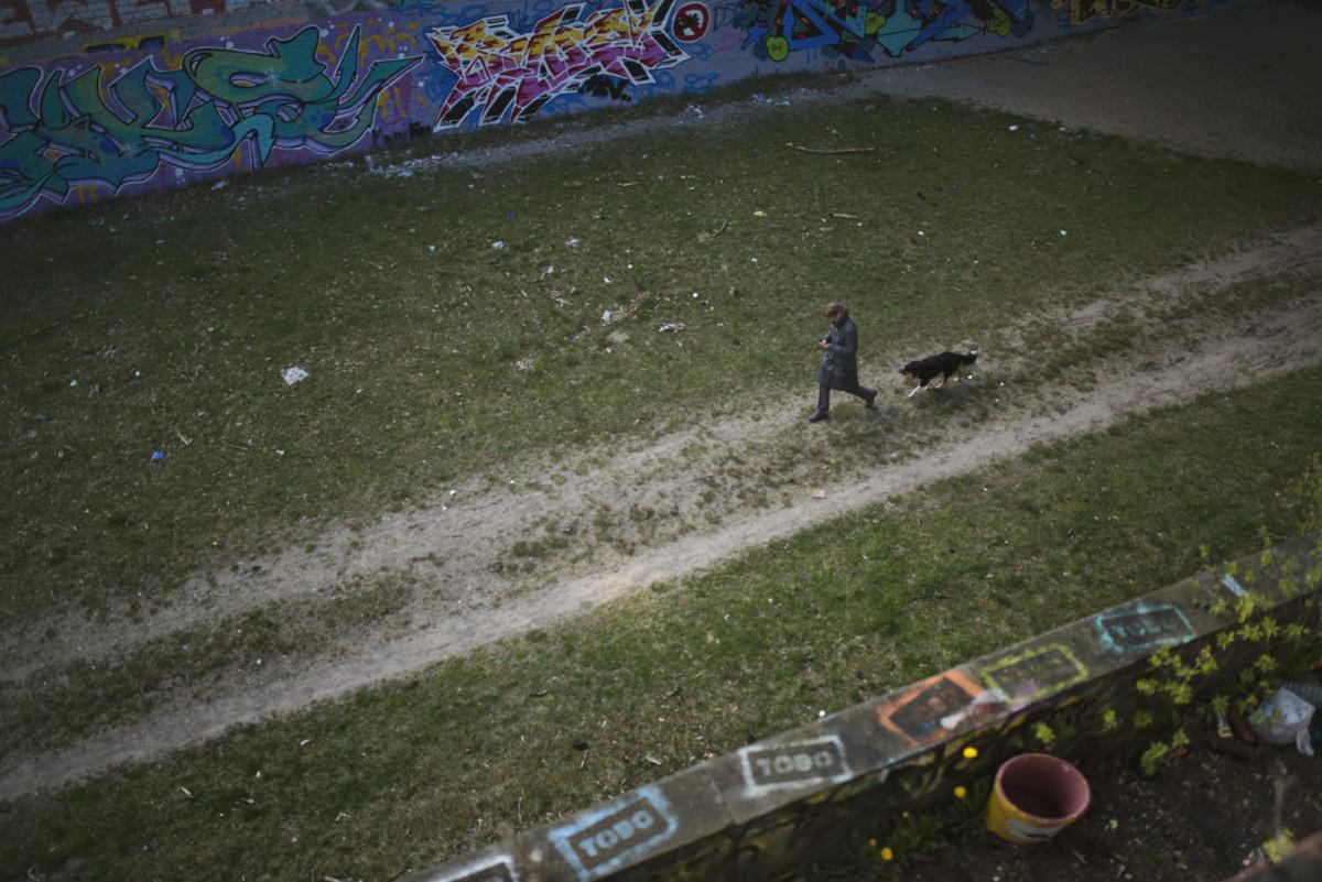 Z² - Zahn und Zieger unterwegs | Deutsch-Deutsche Geschichte | Dreilinden | Grenzübergang Drewitz | Checkpoint Bravo | NUDIE | Foto: René Zieger | GROSS∆RTIG