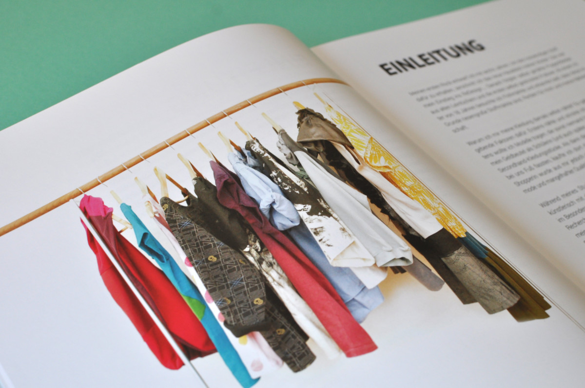 ReDESIGN. Neues Nähen aus alten Kleidern | Buch | Sonja Wöhrenschimmel-Wahl | Frau Jona&son | Foto: Alf-Tobias Zahn | GROSS∆RTIG