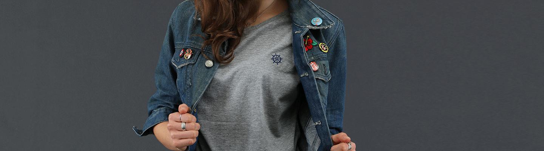 Likedeeler Clothing | Hamburg | Poloshirts | Foto: Likedeeler Clothing | GROSS∆RTIG