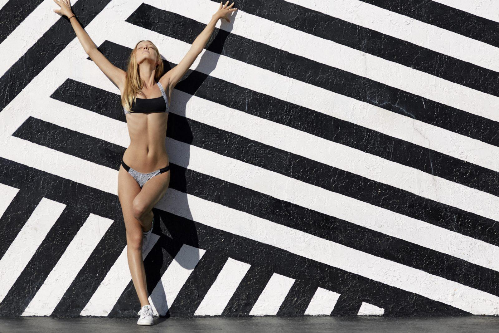 allSisters | Upcycling Swimwear aus Barcelona | Patricia Caballero und Alba Bisbal | Swimwear von allSisters | Foto: allSisters | GROSS∆RTIG