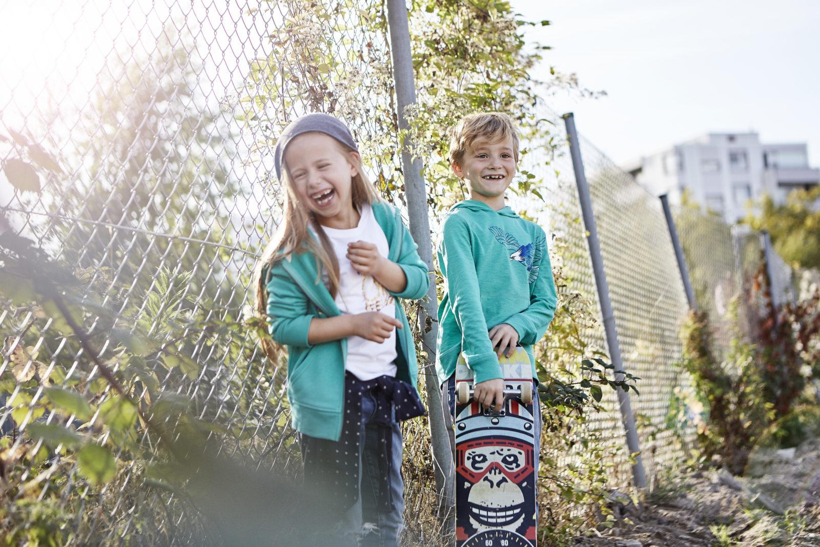 Kleine Spatzen | Kindermode | Maike Ostermeier und Alexandra Dittschar | Ratingen | Foto: Claudia Neue | GROSS∆RTIG