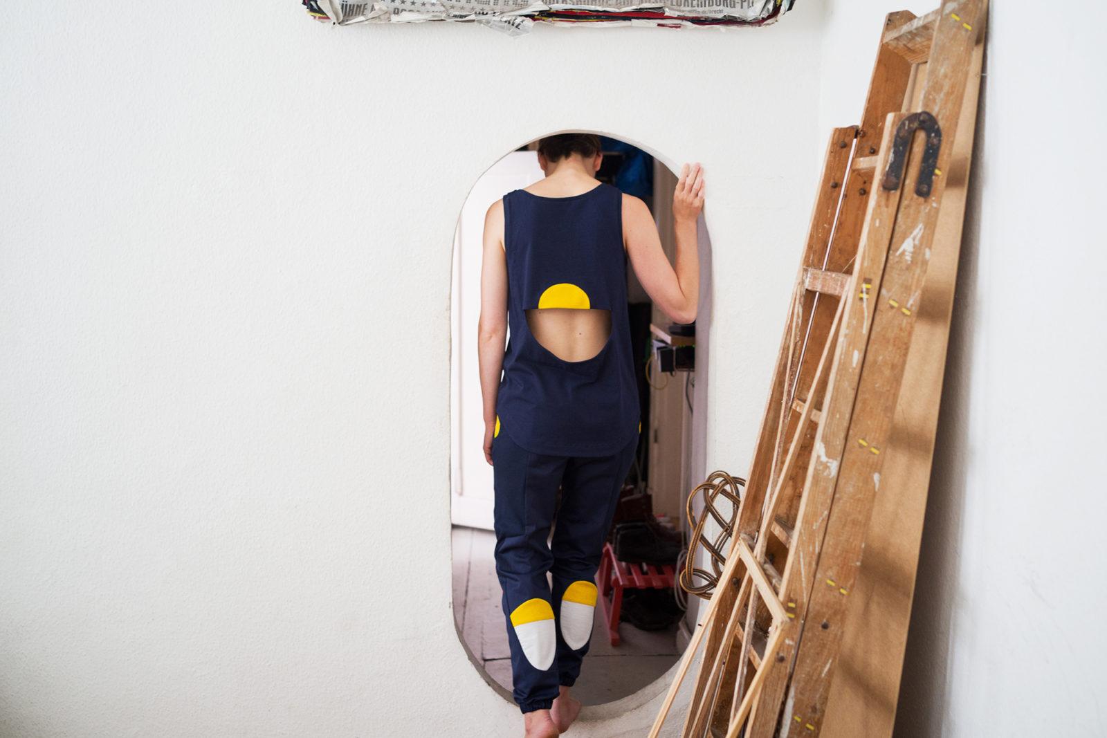 TRECHES | Jei Brunneau Russow | Handmade Fashion | Berlin Neukölln | SHIO | Fotos: Jei Bruneau Rossow | GROSS∆RTIG