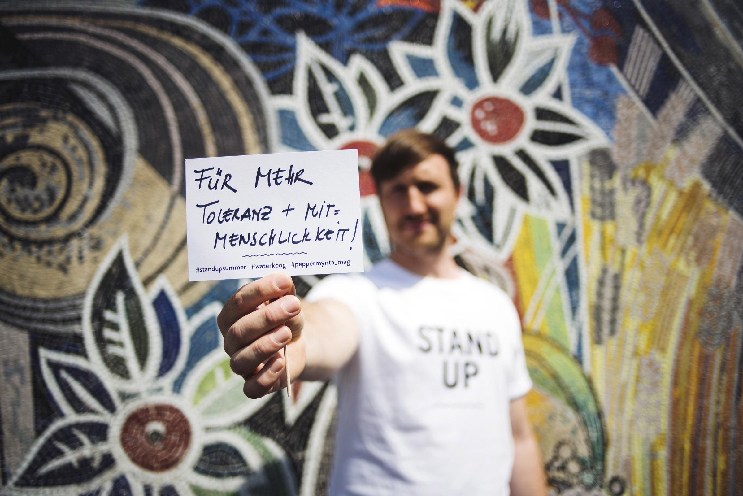 Zahn und Zieger unterwegs / ZQUADRAT / in Berlin Marzahn am 22.05.2017