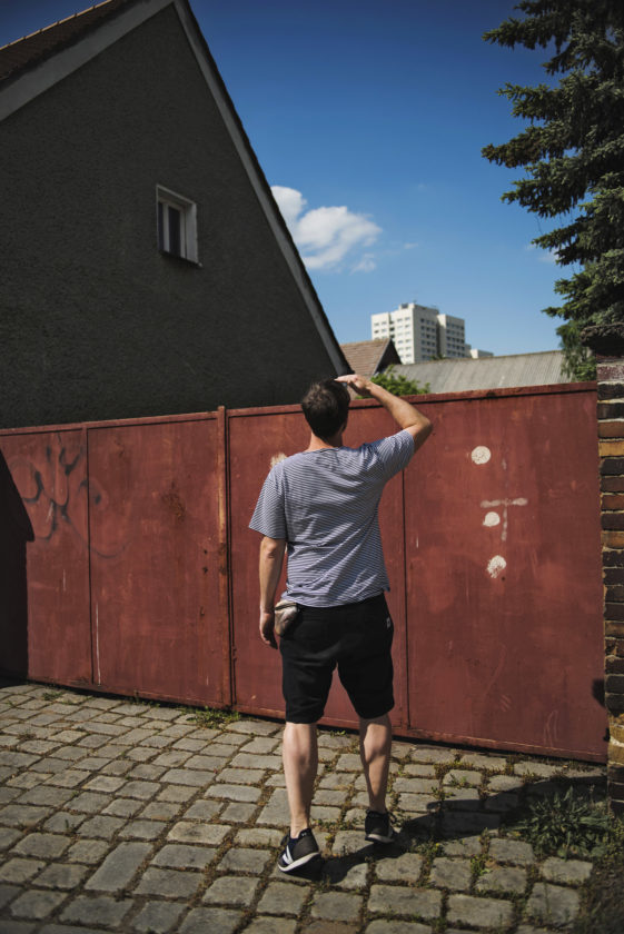 Die letzten Tage des Sommers   Outfit   OOTD   Zahn und Zieger unterwegs   Neulich in Marzahn   Foto: René Zieger   GROSS∆RTIG