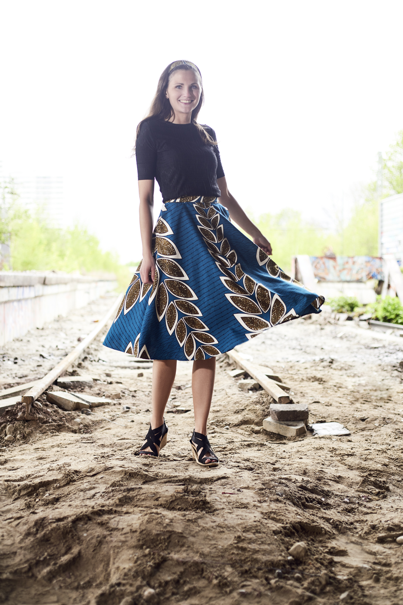 Khala – Fair Fashion from Malawi | Kickstarter Crowdfunding | Foto: Khala | GROSS∆RTIG