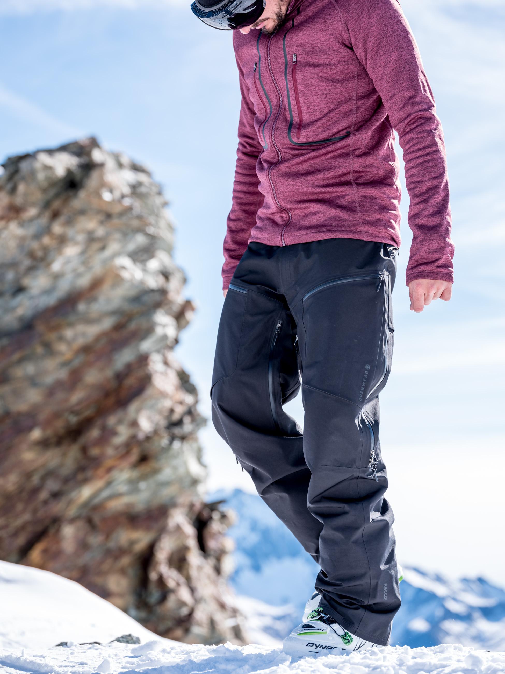 Open Wear   Nachhaltige Outerwear aus der Schweiz   Crowdfunding   Kickstarter   Foto: Open Wear