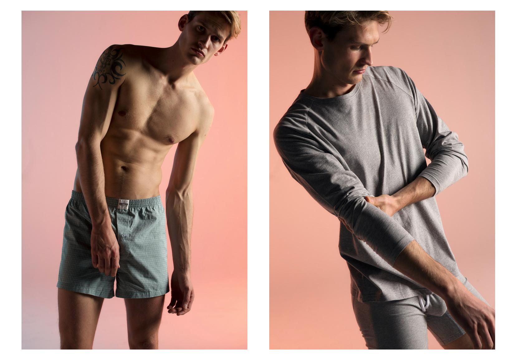VATTER | Underwear aus München | Unterwäsche für Männer und Frauen | Foto: VATTER Fashion | GROSS∆RTIG