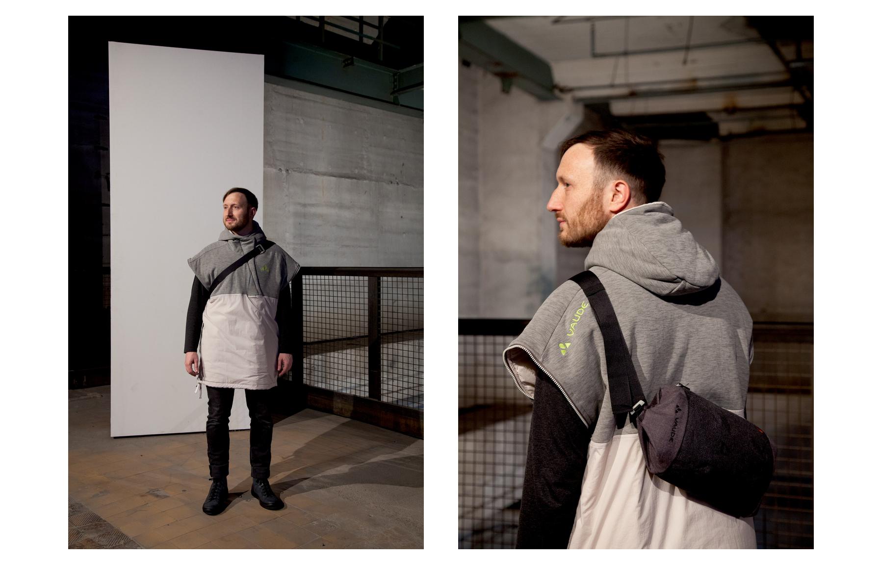 Fashion Changers | PrePEEK 2018 | Kraftwerk Berlin | VAUDE und Nemanti | Foto: Jana Braumüller | GROSS∆RTIG