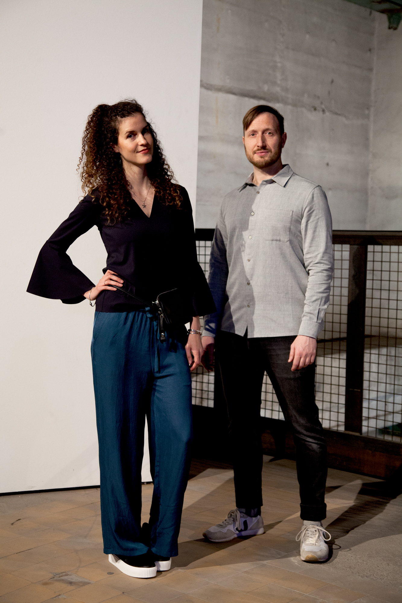 Fashion Changers | PrePEEK 2018 | Kraftwerk Berlin | Studio JUX und LANGERCHEN | Foto: Jana Braumüller | GROSS∆RTIG