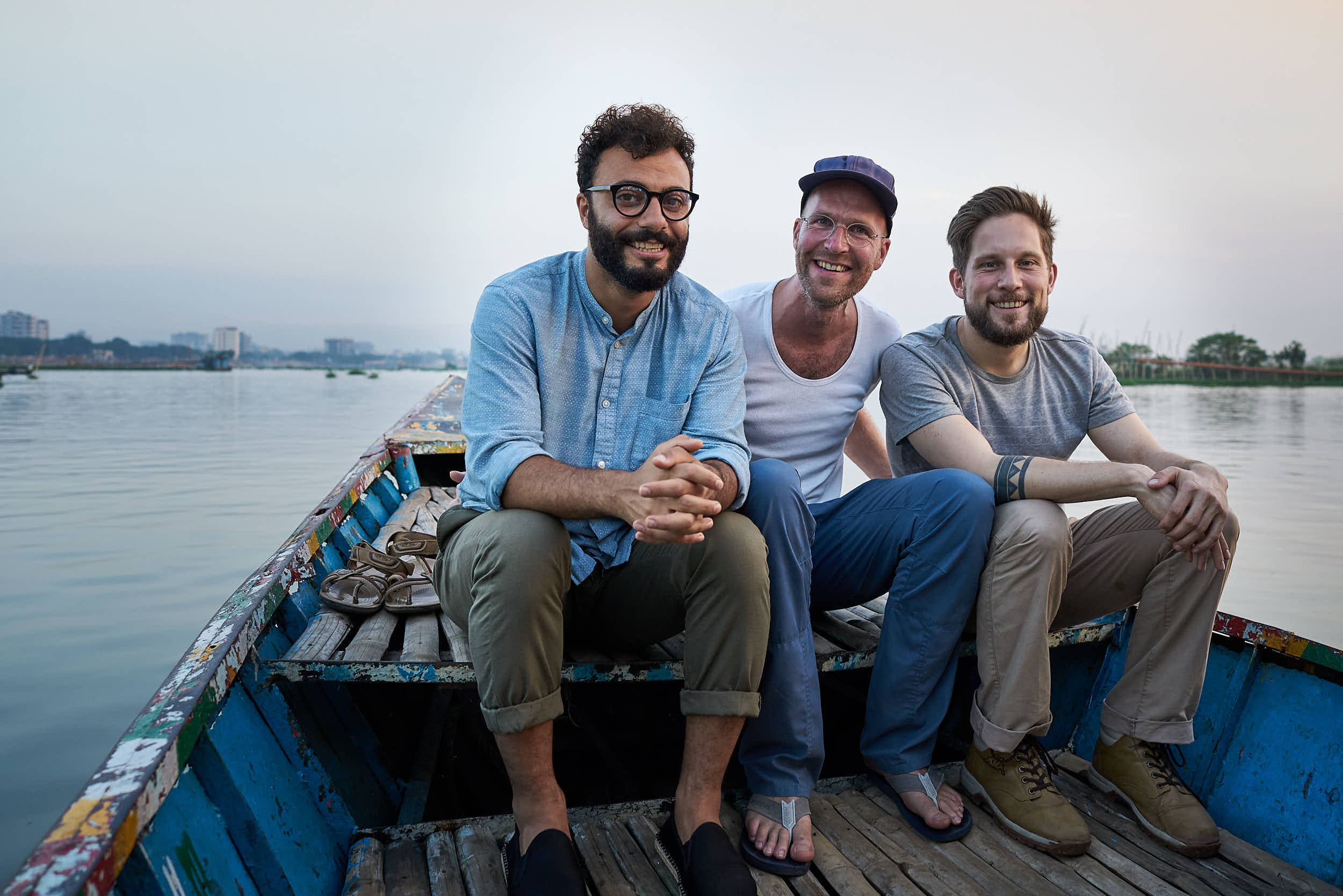 Interview mit Ali Azimi | Blue Ben Crowdfunding | Drip by Drip | Foto: Benedikt Fuhrmann | GROSS∆RTIG