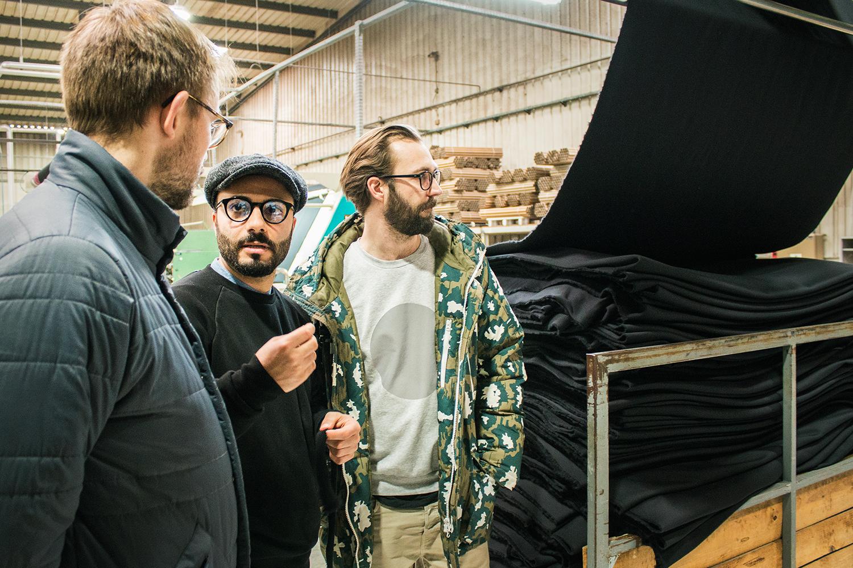 Interview mit Ali Azimi | Blue Ben Crowdfunding | Drip by Drip | Foto: Jonas Nellissen | GROSS∆RTIG