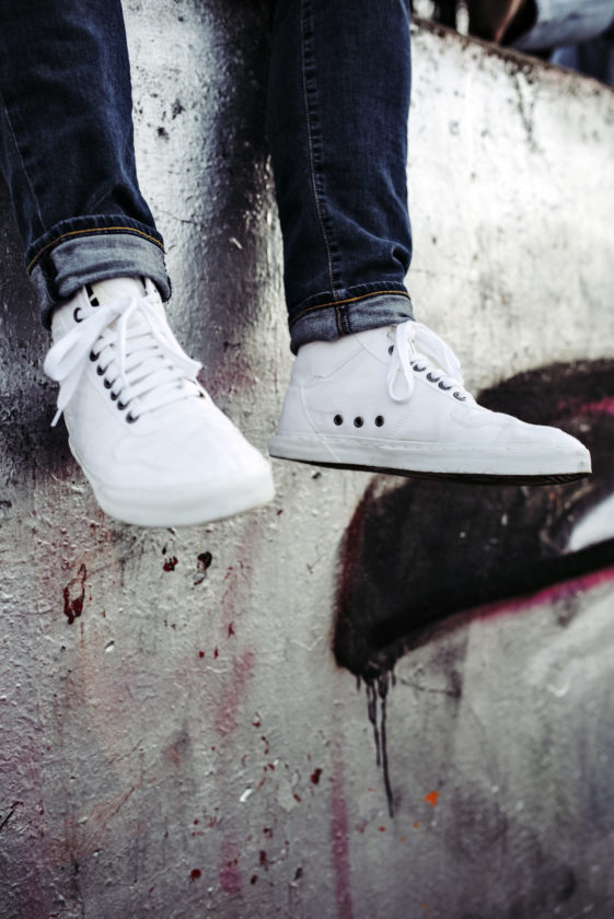 Hiro | Ethletic | Faire Sneaker | Foto: René Zieger | GROSS∆RTIG