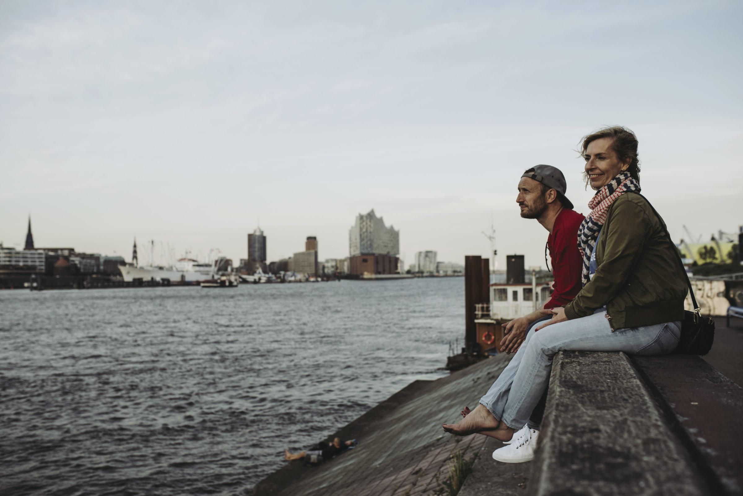 »Einfach anziehend« | dein Moderatgeber von Kirsten Brodde und Alf-Tobias Zahn, wenn du Wegwerfmode satthast | Foto: Rene Zieger | GROSS∆RTIG