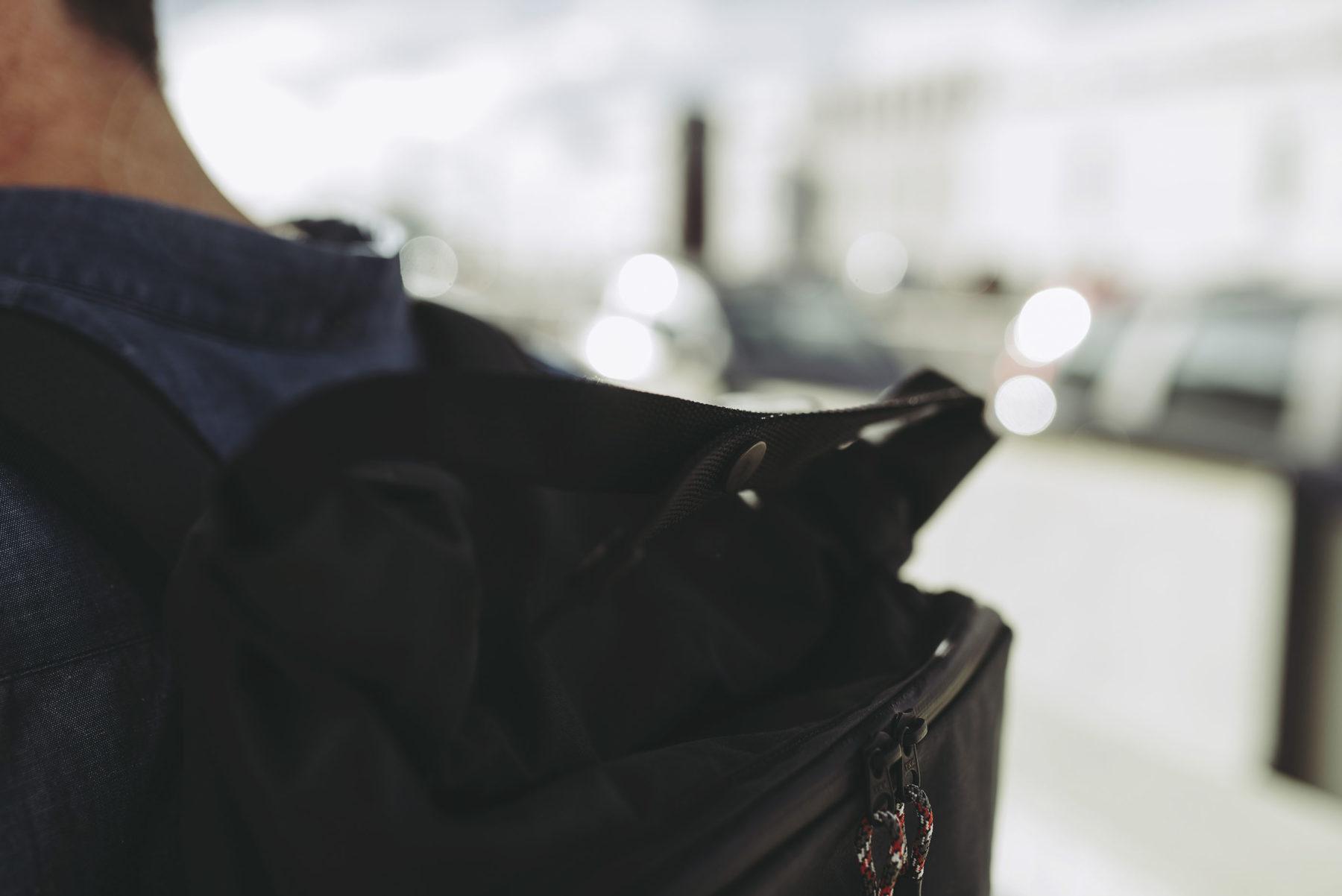 The RUCKSACK | Backpack von JECKYBENG / Moritz Lorenz | Nürnberg | Steglitz | Z² – Zahn und Zieger unterwegs | Foto: René Zieger | GROSS∆RTIG