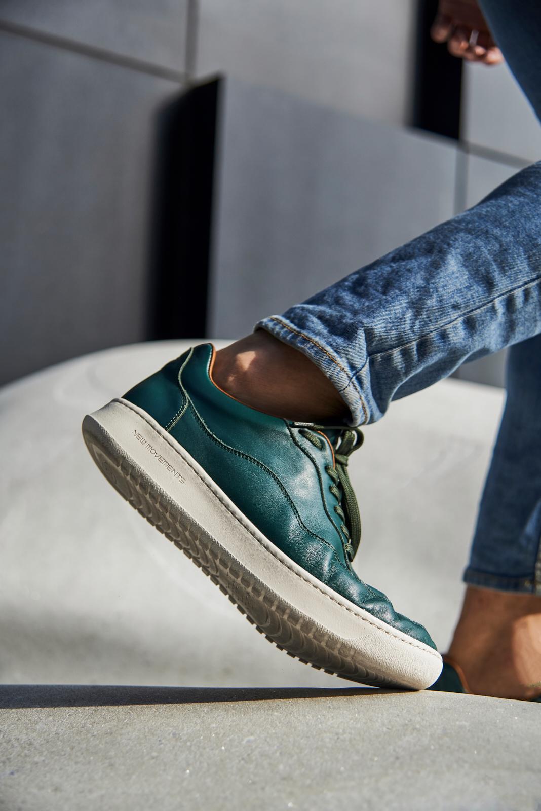 New Movements | Sneaker aus Oslo | Recycling | Kickstarter 2018 | GROSS∆RTIG