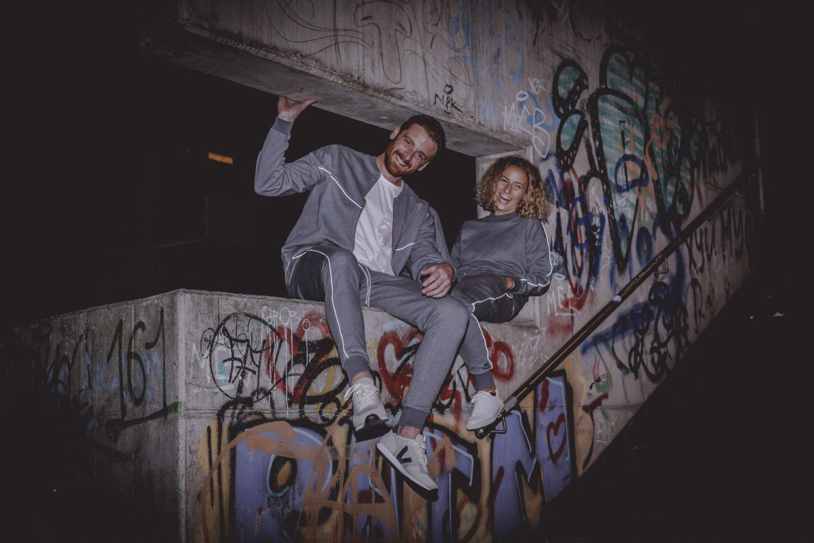 Kira Kimm und Sophie Roscher von soki Kassel im Interview | Upcycling mit alter Bettwäsche | Foto: soki Kassel | GROSS∆RTIG