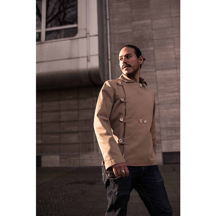 Herrenjacke der Cradle to Cradle Kollektion von Manufactum | Foto: Manufactum | GROSS∆RTIG