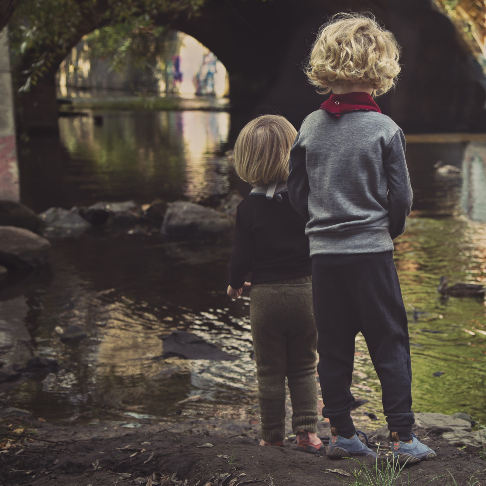 Nina Krake und Tabea Börner | For Schur | Kindermode | Zero Waste | GROSS∆RTIG
