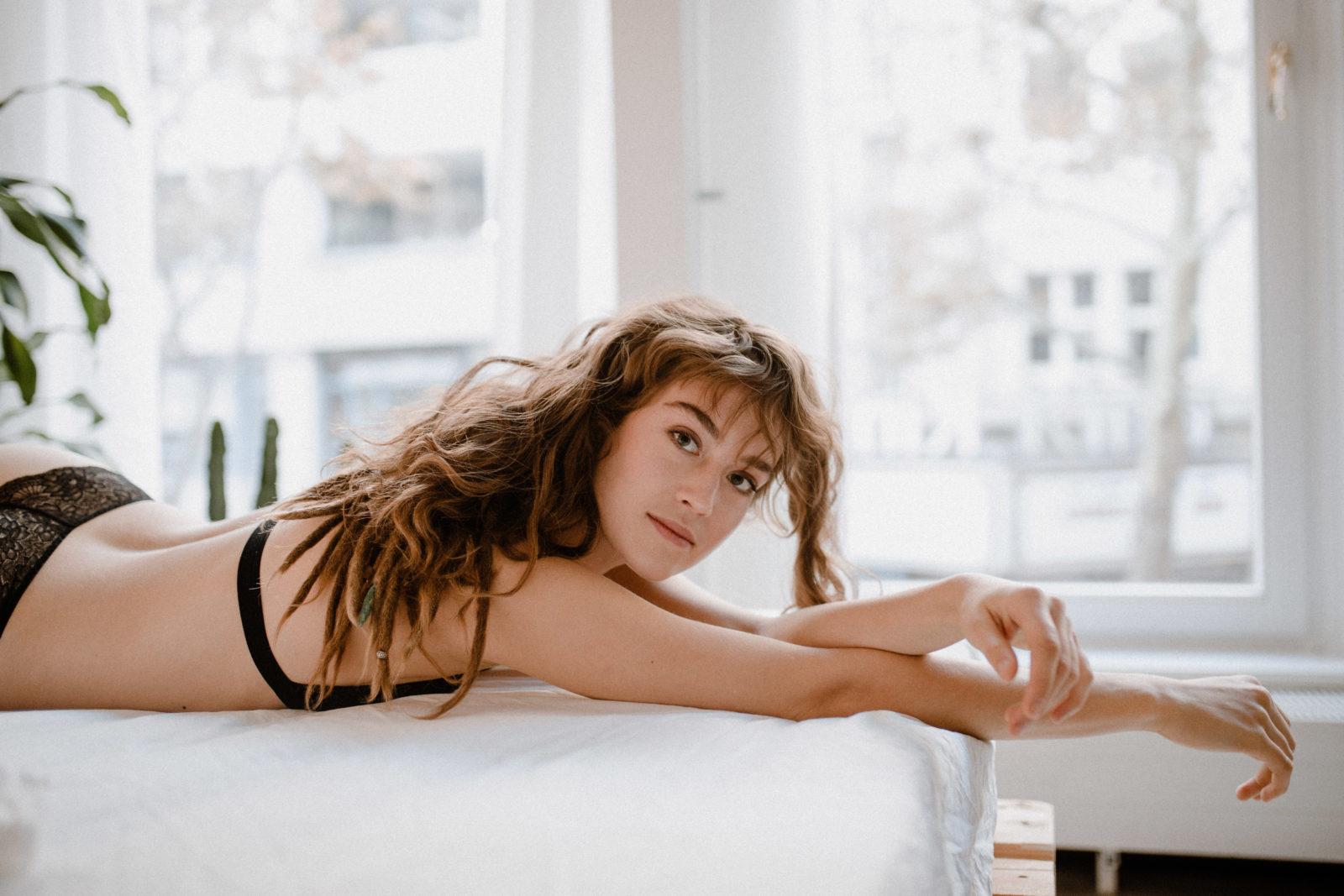 Coco Malou ethical lingerie | Crowdfunding auf Startnext | Foto: Julia Pommerenke | GROSS∆RTIG