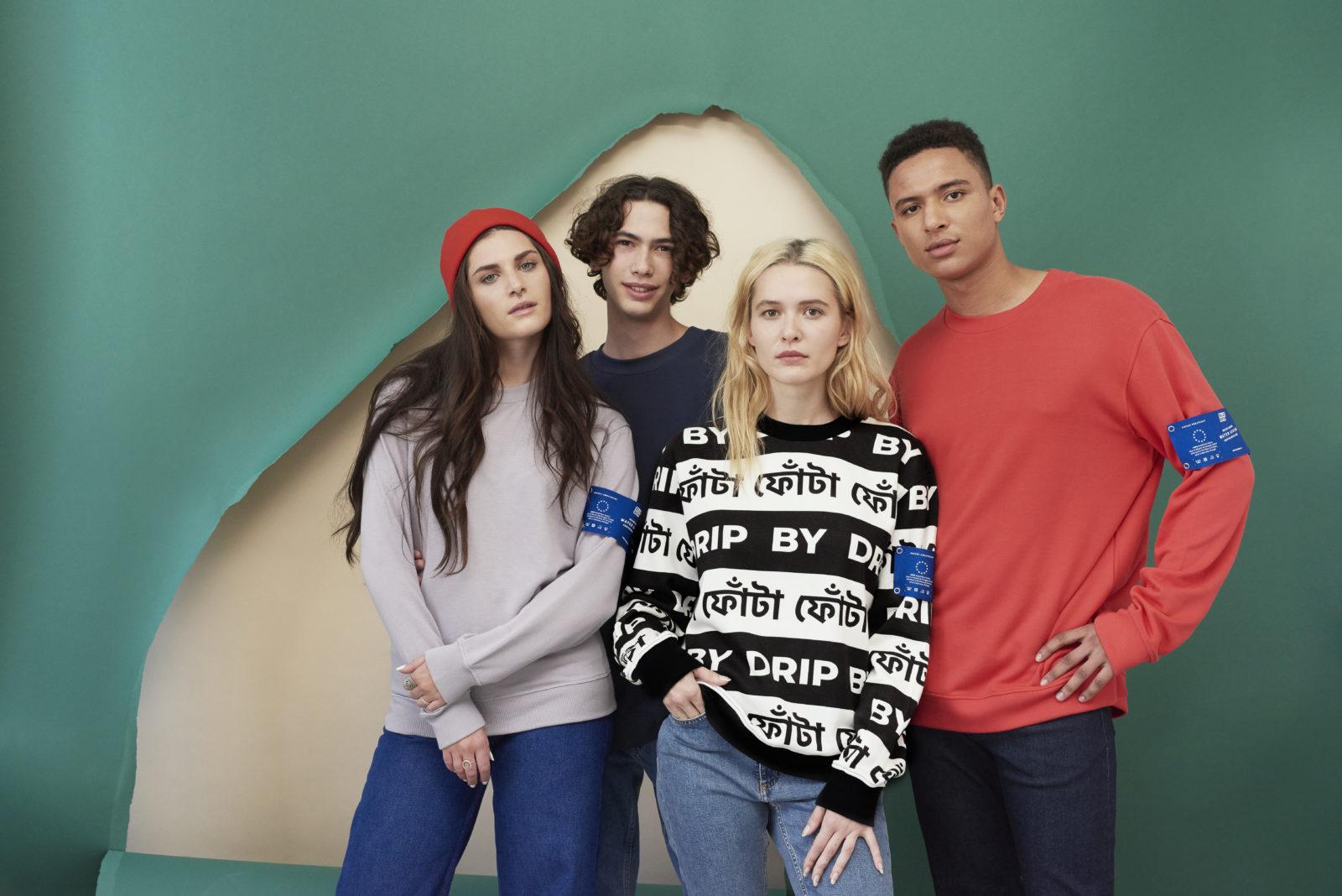The Blue Sweater | Crowdfunding bei Kickstarter | Foto: Blue Ben | GROSS∆RTIG