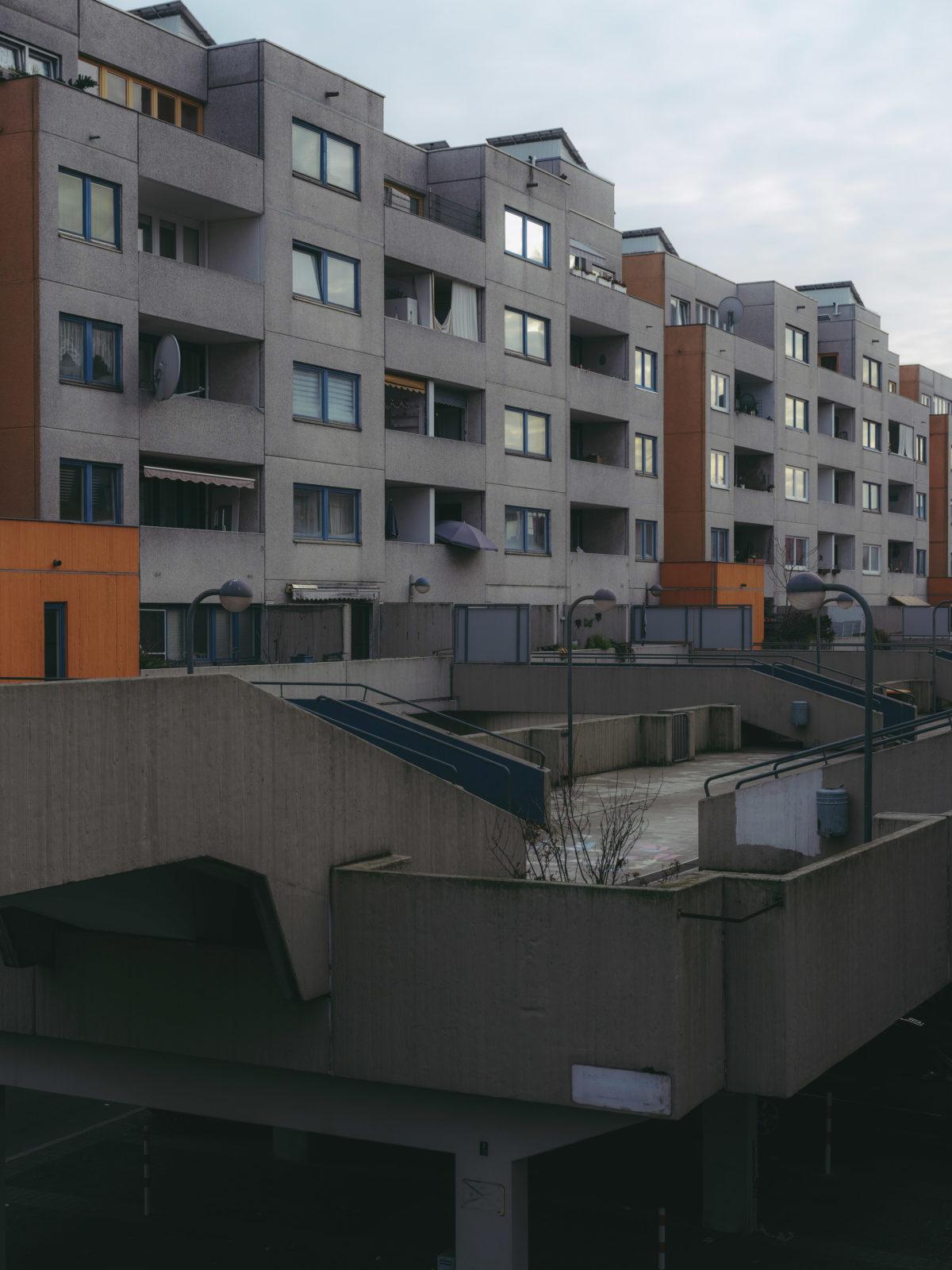 Georg-Dunkel-Siedlung Neukölln